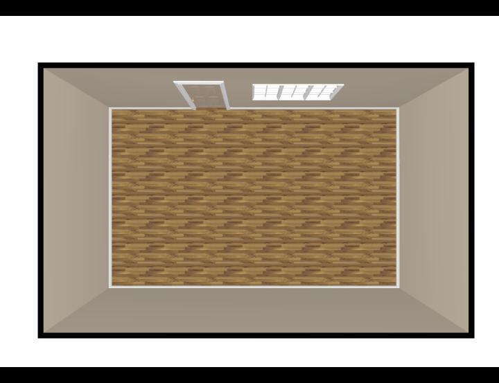 Rectangular Room 3dream Net