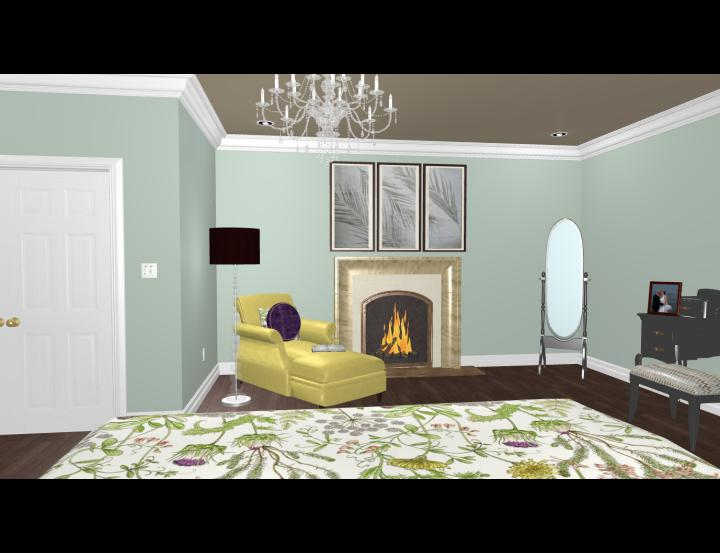 Ra Master Bedroom 3dream Net