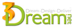3Dream Online 3D Space Planner