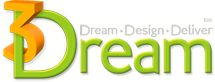 3Dream Logo